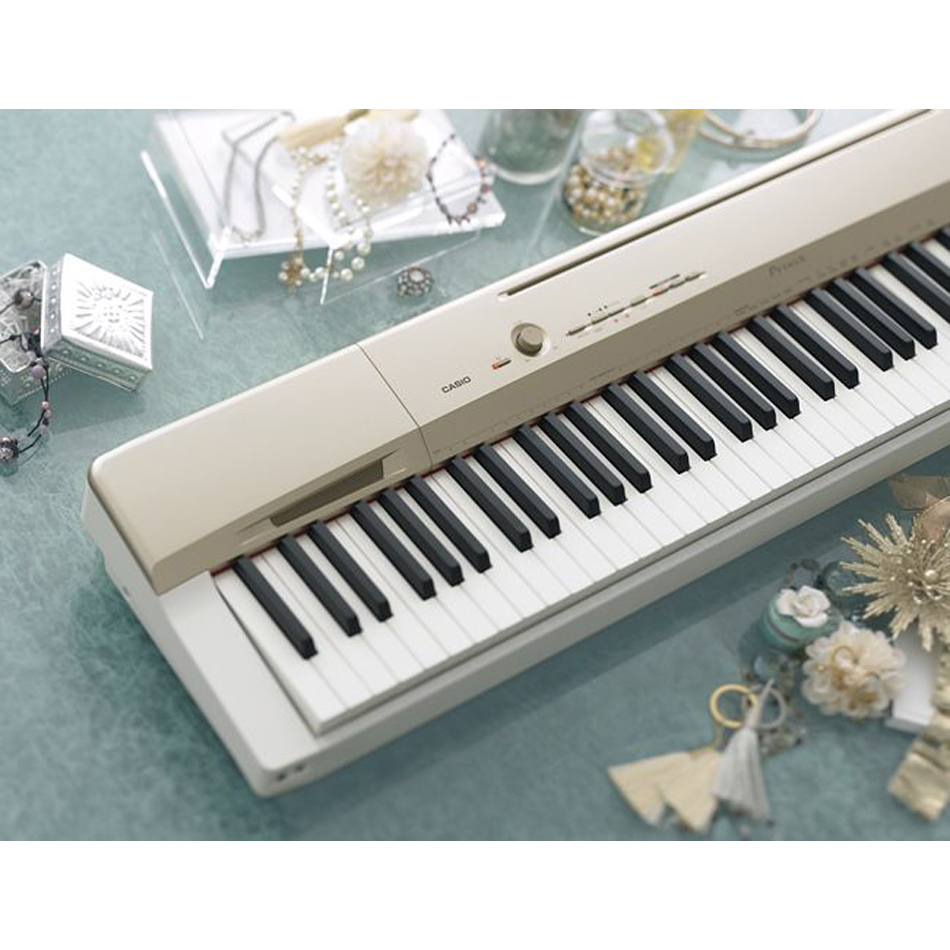 88 Keys Casio PX-160 GD Digital Electronic Musical Instruments Keyboard Piano