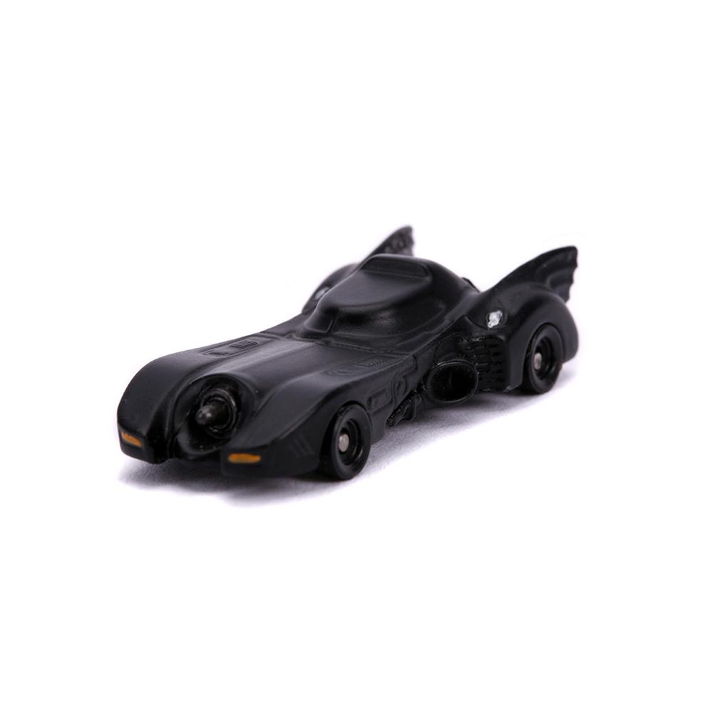 Jada Nano Hollywood Rides 1.65 inch DC Comics Batman Returns 3 Pack Die-cast Car Model Collection