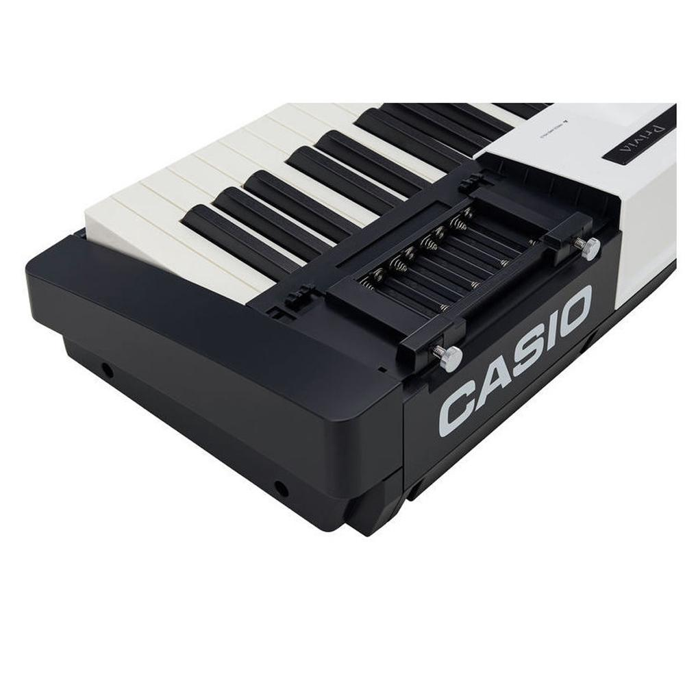 88 Key Casio PX-5SWE Privia PRO Tri-sensor Scaled Hammer Action IIMaximum Polyphony 256 Notes