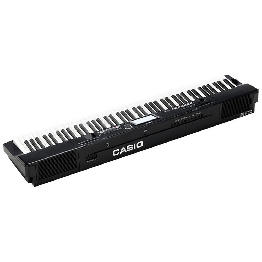 """88 Key Casio PX-360 PRIVIA Keyboard Piano 550 Tones 5.3"""" LCD 100 Songs Expansion Tri-Sencor Scaled Hammer Action Keyboard"""